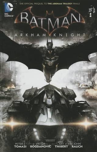 Batman Arkham Knight HC by Peter J. Tomasi (2014-06-25)