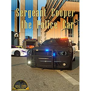 Sergeant Cooper the Police Car - Real City Heroes (RCH)