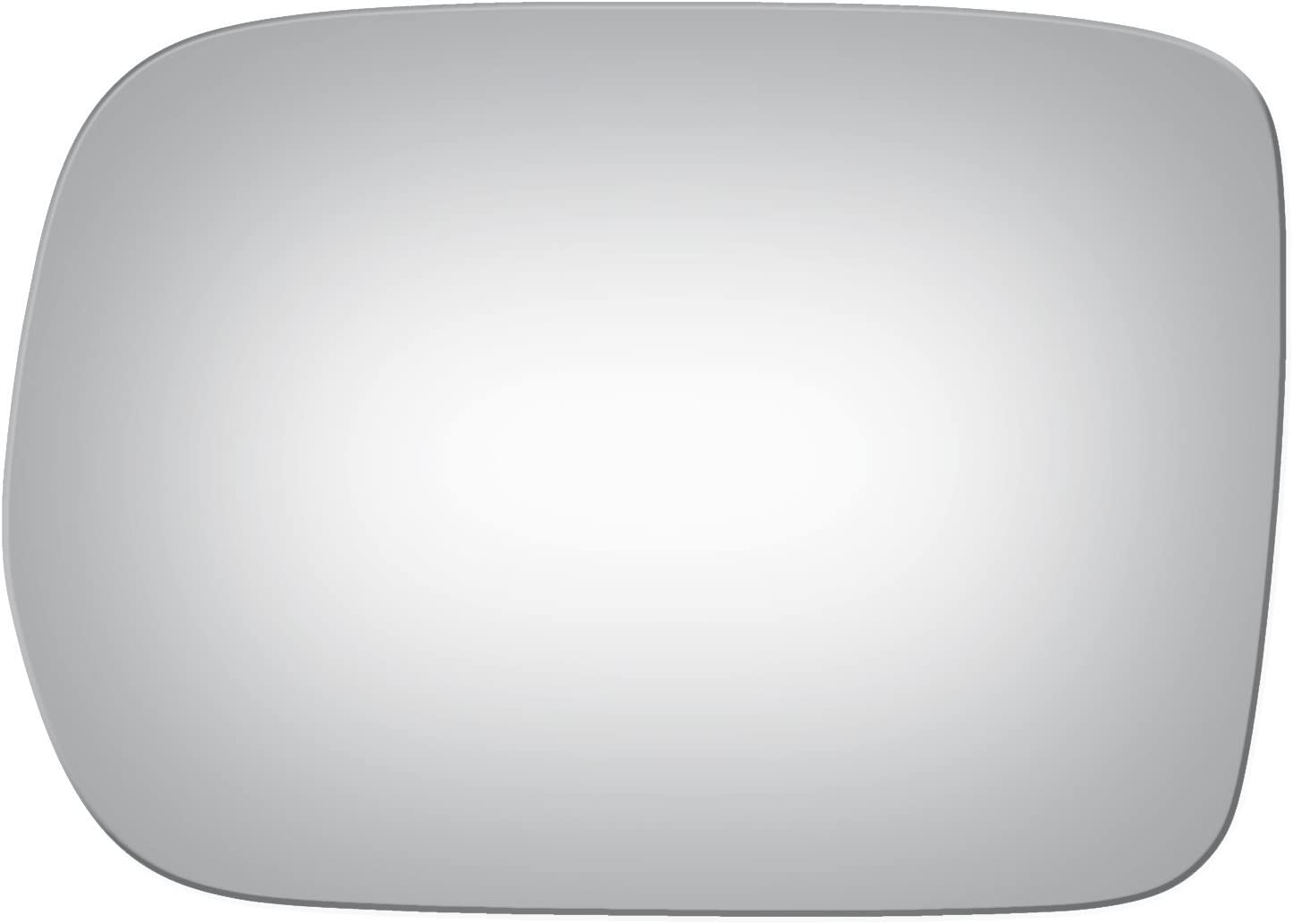 Flat Driver Left Store Side Replacement San Diego Mall Mirror for Hon 1999-2004 Glass