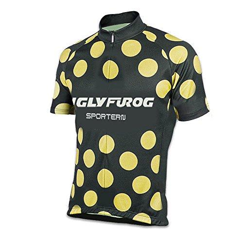 Uglyfrog Short Sleeve Cycling Jersey Men's Summer Style Mountain Bike/MTB Shirt Biking Cycle Tops Racing Bicycle Clothes