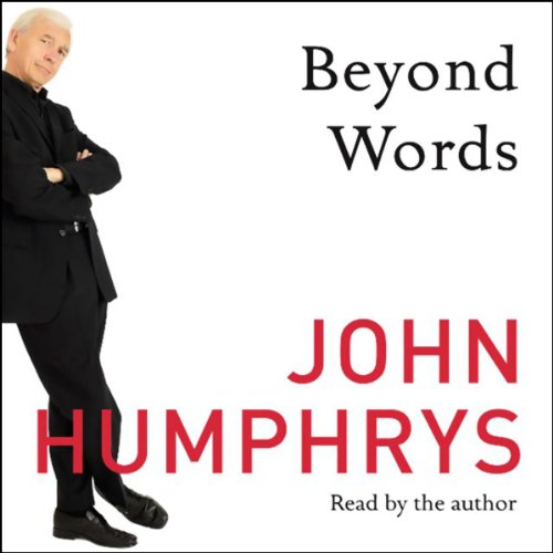 Beyond Words audiobook cover art