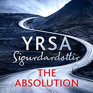 The Absolution     Children's House, Book 3              Written by:                                                                                                                                 Yrsa Sigurdardottir,                                                                                        Victoria Cribb                               Narrated by:                                                                                                                                 Lucy Paterson                      Length: 10 hrs and 55 mins     2 ratings     Overall 4.5