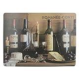 Creative Tops - Tovagliette con retro in sughero, 40 x 29 cm, multicolore
