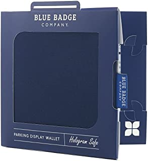 wallet for disabled blue badge