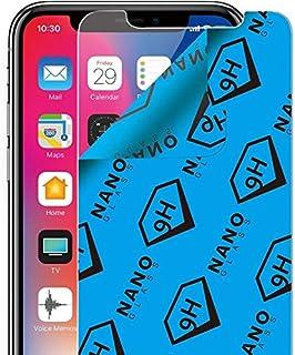 شاشة حماية نانو مضادة للبصمات لموبايل انفينيكس هوت 7 برو اكس 625 بي من 9 اتش - شفاف