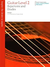 GTB02U - Bridges - Guitar Repertoire and Etudes - Level 2