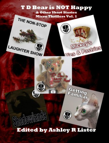 T D Bear is NOT Happy & Other Short Stories (Micro Thrillers Book 1) (English Edition)