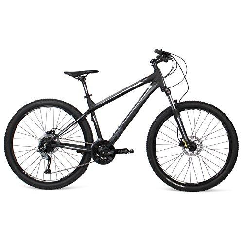 Univega Herren Vision 4.0 Fahrrad, magicblack matt, 40