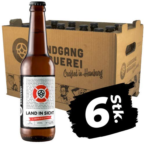 Landgang Brauerei - Land in Sicht - Helferbier