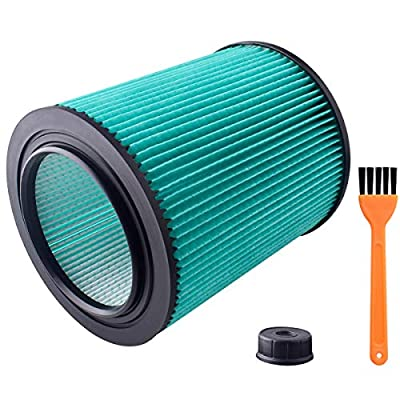 17912 Filter Replacement Compatible with Craftsman 9-17912 Wet Dry Vacuum
