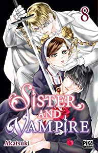 Sister and Vampire Edition simple Tome 8