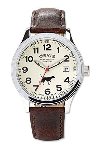Orvis Men's Man's Best Friend Watch