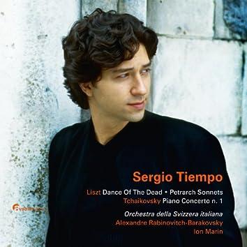 Sergio Tiempo plays Liszt and Tchaikovsky