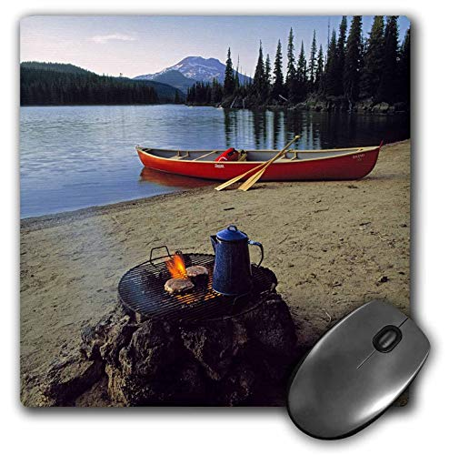 Oregon Sparks Lake Camping in der Nähe von Bend RIC Ergenbright Mouse Pad