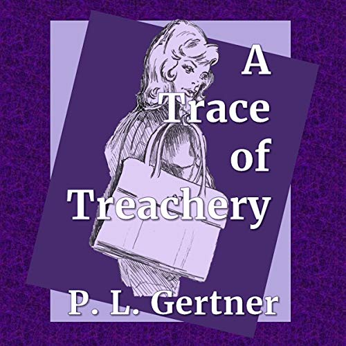A Trace of Treachery audiobook cover art