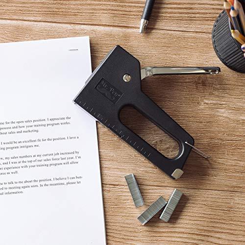 Mr. Pen- Staples for Staple Gun, Light Duty, 5/16 Inch, 8 mm, 1000/Box, 1 Box, Staples for Stapler Gun, Staple Gun Staples, Staples for a Staple Gun, Fine Wire Staples, Only for Mr. Pen Staple Gun Use Photo #4