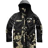 The North Face Men's Balfron Waterproof Hooded Jacket (L)