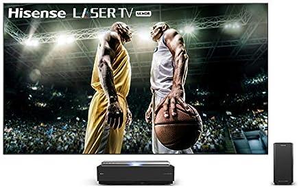 $10994 Get Hisense 100-inch 4K Ultra HD Smart HDR Laser TV 2019 (100L10E)