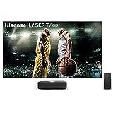Hisense 100-inch 4K Ultra HD Smart HDR Laser TV 2019 (100L10E)