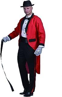 f4d5d5299dbb0 EraSpooky Cirque Monsieur Deguisement Dompteur Halloween Hommes Tailcoat  Dresseur Animaux