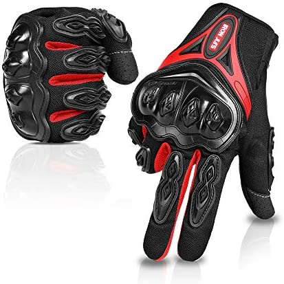 Iron man motorcycle gloves