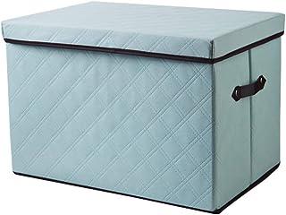 Boîte de Rangement vêtement saisonnier sous lit Vêtements De Charbon De Bambou Boîte De Rangement Abric Pliante Boîte De R...
