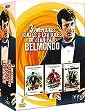 3 Films cultes de Belmondo-Les tribulations d'un Chinois en Chine + l'homme de Rio +...