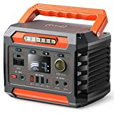 PROGENY 300W Portable Power Station, 299Wh Backup Battery with AC Outlet, Regulated DC 12V, USB-C...