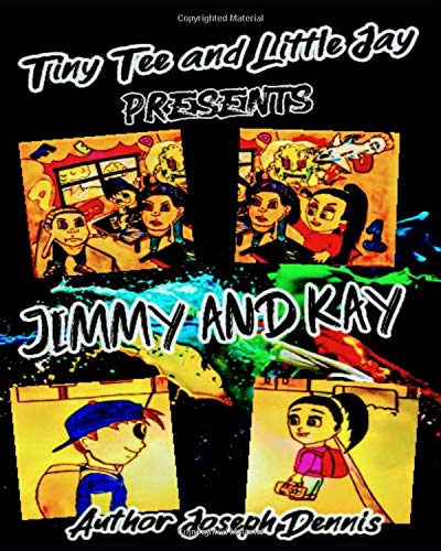 Tiny Tee and Little Jay, Presents: Jimmy and Kay: Tiny Tee and Little Jay, Presents: Jimmy and Kay volume 1 & 2 (Germ Fighters, Band 1)