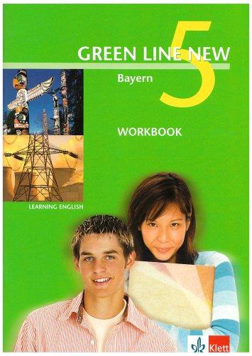 Green Line NEW Bayern: Workbook Band 5: 9. Schuljahr (Green Line NEW. Ausgabe für Bayern)