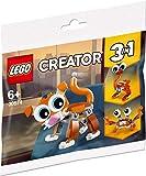 LEGO 1641927031 Creator Cat 30574 Plastic Bag Set, Multicoloured