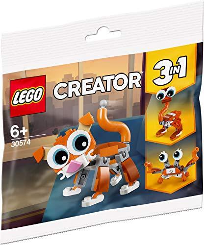 LEGO 1641927031 Creator Cat 30574 Plastiktüten-Set, bunt