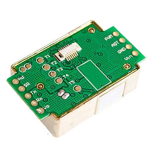 KANJJ-YU part MH-Z19 Infrared Carbon Dioxide Sensor Module CO2 Detection Sensor Module 3D