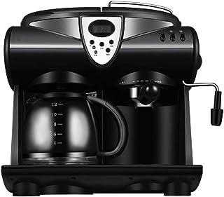 JTGYA 1.5L Coffee Machine Automatic Office Coffee Machine Coffee Shop Electric Coffee Machine Steam Bubble Milk