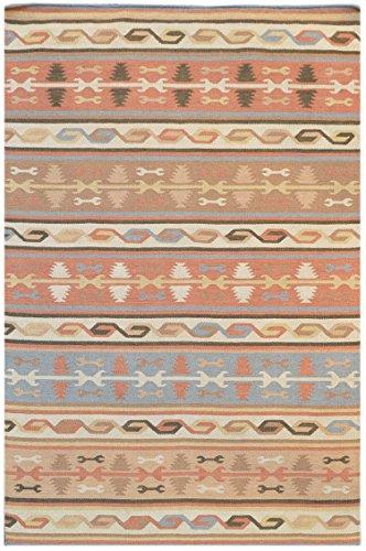 Bakero tapijten Kilim classic 11191 wol bont 180 x 120 x 0,8 cm
