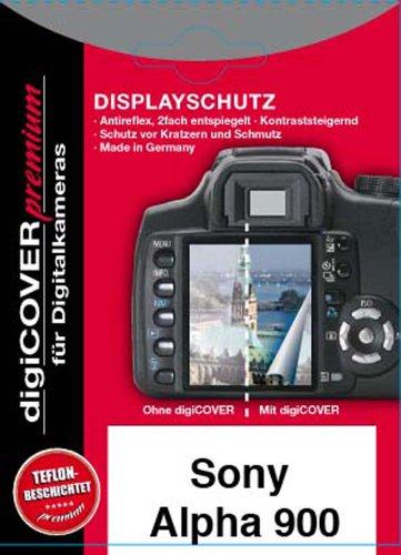 DigiCover Screen Protector Premium f/Sony Alpha 900 - Protector de Pantalla