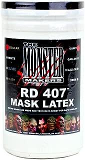 The Monster Makers RD-407 Mask Making Latex (1 Quart)