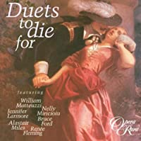Duets to Die For by Renee Fleming (2002-02-12)