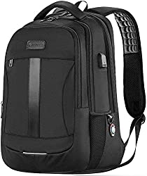 Image of Laptop Backpack, 17-Inch...: Bestviewsreviews
