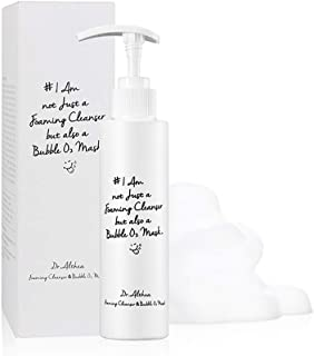 Dr.Althea Foaming Cleanser and Bubble O2 Mask - 2-in-1, Cleanser and Gel Mask Pack for Normal, Sensitive Skin, and Hyper-pigmented Skin