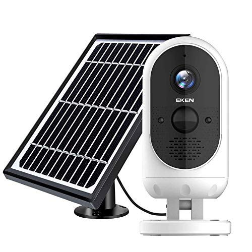 EKEN Solar Security Camera