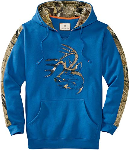 Legendary Whitetails Men's Camo Outfitter Hoodie, Liberty, X-Large