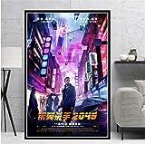 ARTMERLOD Poster Movie Blade Runner 2049 Poster und Drucke