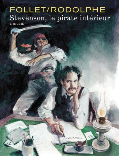 Stevenson - tome 1 - Le pirate intérieur (éd. spéciale)