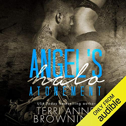 Angel's Halo: Atonement audiobook cover art