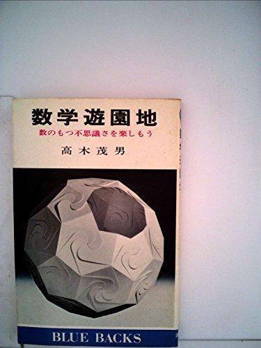 数学遊園地―数のもつ不思議さを楽しもう (1976年) (ブルーバックス)