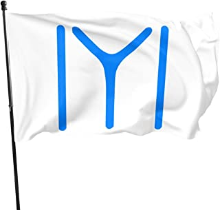 NINHAG IYI Kayi Kayi Tribe Kurulus Osman Outdoor Flags Home Garden Flag Decorative Flags 3x5 Ft. Polyester