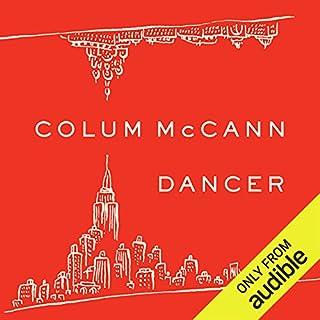 Dancer audiobook cover art