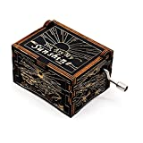 Woodhand Crank Queen's Music Box Bohemian Rhapsody Theme Game of Thrones Beauty Beast Stakes. Eres mi Sol.