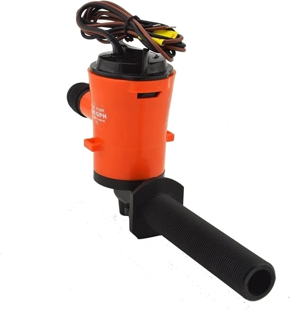 Some reservation DAYDAY New sales helper Automatic Submersible Small 600gph Bilge Boat Pump
